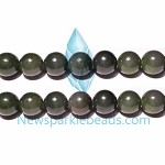 JD2 Beads , Canada Jade 10mm round A grade